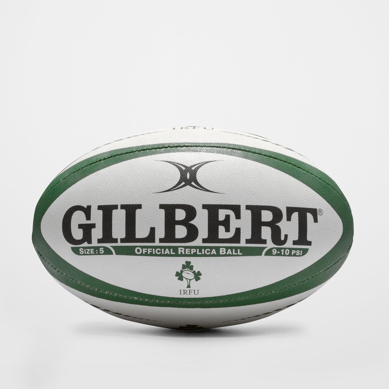 Gilbert IRFU Ireland Rugby Mini Ball