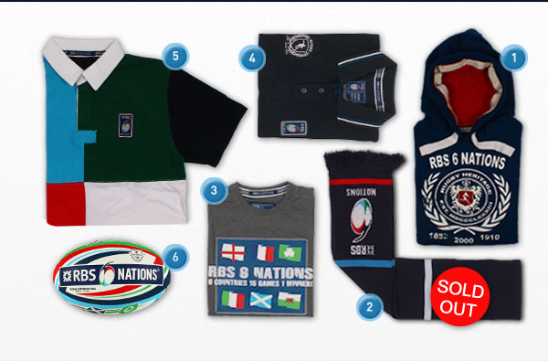 RBS 6 Nations Range
