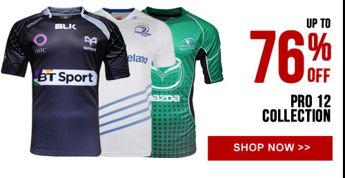 Up to 76% off Pro 12 collection - Shop now