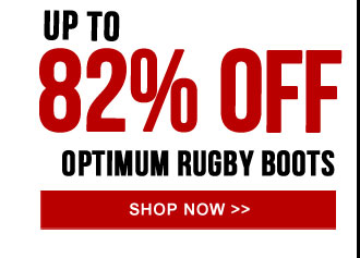 Up to 82% off Optimum Rugby Boots