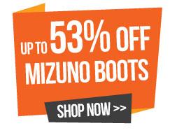 Upto 72% Off Mizuno Boots