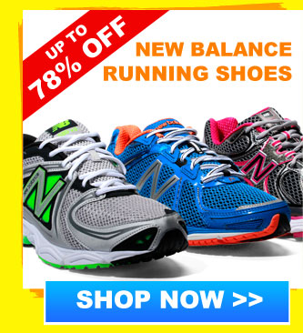 Up to 78% off New Balance Trainers