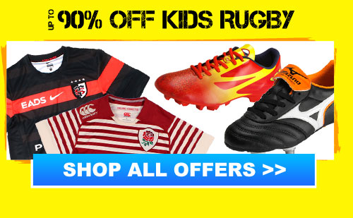Up to 90% off Kids Rugby