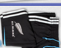 All Blacks 2013/14 Players Training Shorts