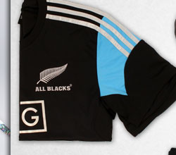 All Blacks 2013/14 Players Performance T-Shirt
