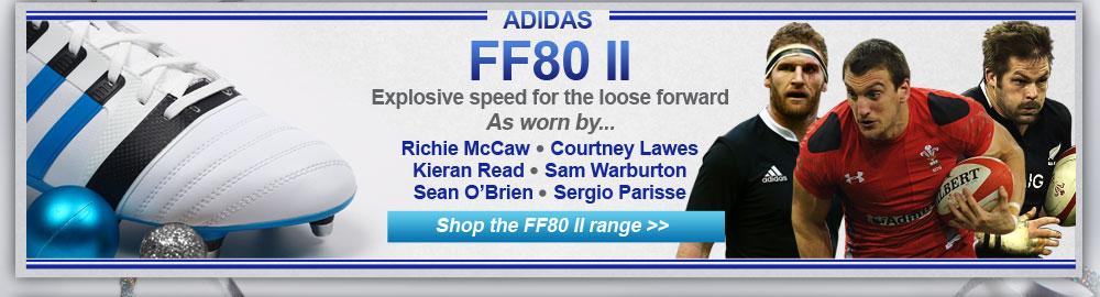 adidas FF80 II range