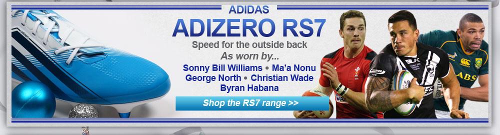 adidas adizero RS7 range
