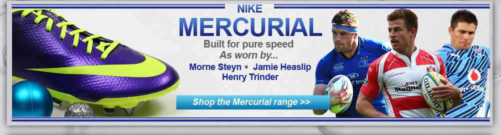 Nike Mercurial range