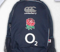 England 2013/14 Players Backpack