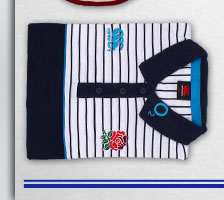 England 2013/14 Stripe Polo