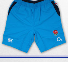 England 2013/14 Players Gym Shorts