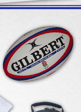 Gilbert Virtuo England RFU RBS 2013 Match Ball