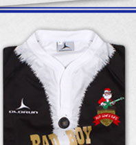 Bad Santa 2013/14 Home Rugby Shirt