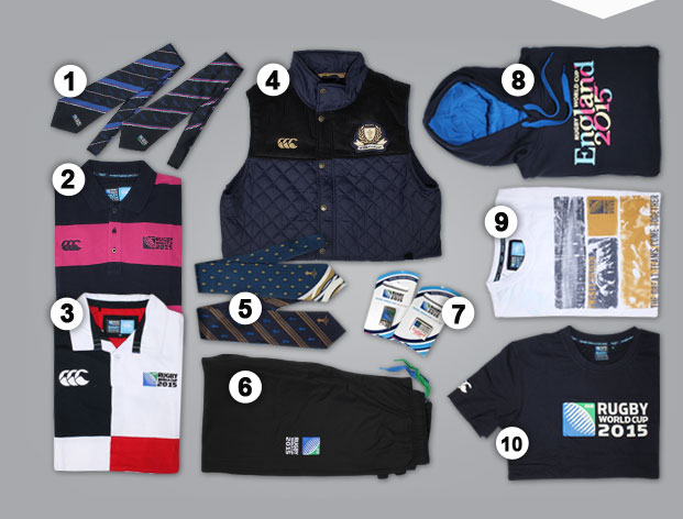 RWC 2015 Collection