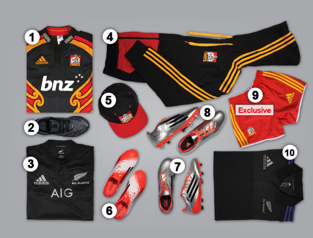 Sonny Bill Williams Collection