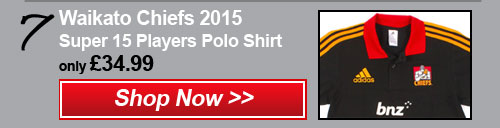 7- Chiefs Super 15 polo shirt - Shop now