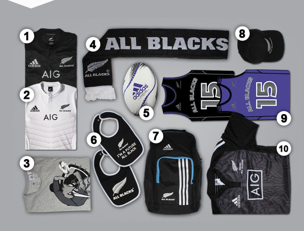All Blacks Collection