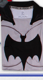 Kukri Superhero Batman Rugby Shirts