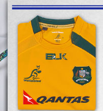 Australia Wallabies 2013/14 Home Replica Shirt