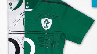 Ireland 2013/14 Home & Alternate Replica Shirts