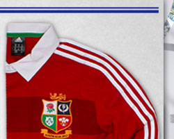 Lions 2013 L/S Supporters Shirt