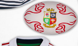 Lions 2013 Official Training Ball