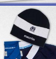 Scotland 2013/15 Rugby Beanie