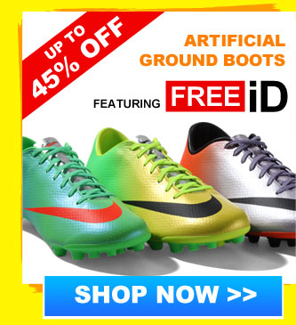 Up to 76% off Artificial Ground Boots