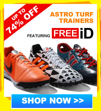 Up to 68% off Astro Turf Trainers