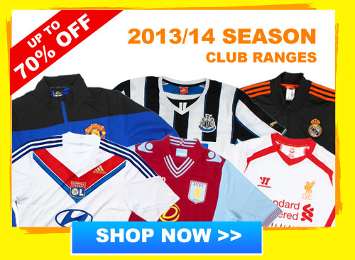 Up to 63% off Premiership shirts
