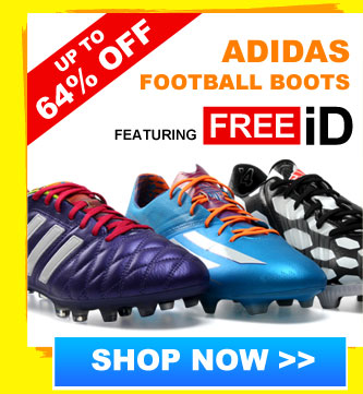 Up to 64% off adidas Boots