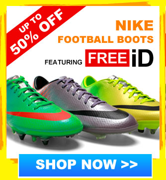 Up to 52% off Nike boots