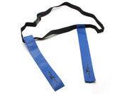 Precision Training Rugby Tag Belts Blue
