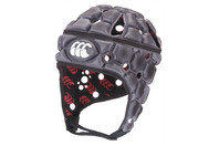 Ventilator Rugby Head Guard Silver Black