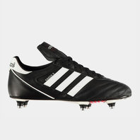 adidas Kaiser 5 Cup SG Football Boots Black/Running White/Red