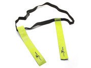 Precision Training Rugby Tag Belts Yellow