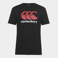 CCC 2012 Logo Rugby T-Shirt Black/Red