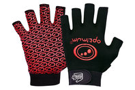 Optimum Rugby Stik Mitts Black/Red