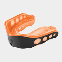 Shock Doctor Gel Max Rugby Mouth Guard Orange/Black