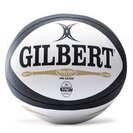 Gilbert Revolution X Rugby Match Ball White/Black