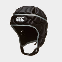 Club Plus Kids Rugby Headguard Black/Silver