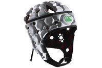 Ventilator Kids Rugby Head Guard White/Anthracite/Green