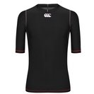 Mercury TCR Compression S/S Top Black