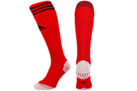 Adisock 12 3 Stripe Uni Red/Black