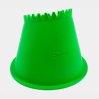 Carta Sport Supertee Volc Kicking Tee Green