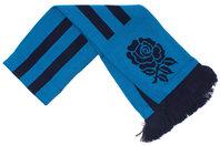England Acrylic Rugby Scarf Vivid Blue