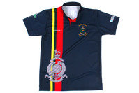 Royal Marines Home 2013/14 S/S Replica Shirt Navy/Multi