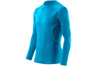 Skins Active NCG 360 L/S Technical T-Shirt Process Blue