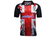 Samurai British Army Union Flag 2015 Rugby Shirt