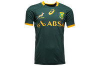South Africa Springboks 2014/15 Supporters T-Shirt Bottle Green